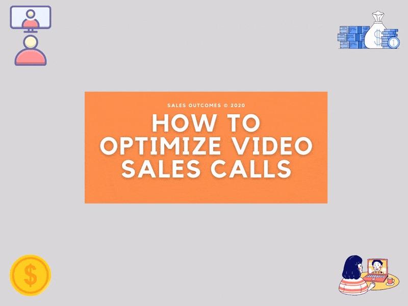 How to Optimize Video Sales Calls