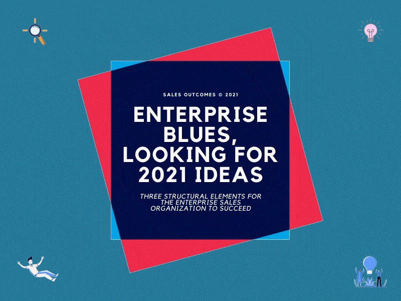 Enterprise Blues, Looking For 2021 Ideas